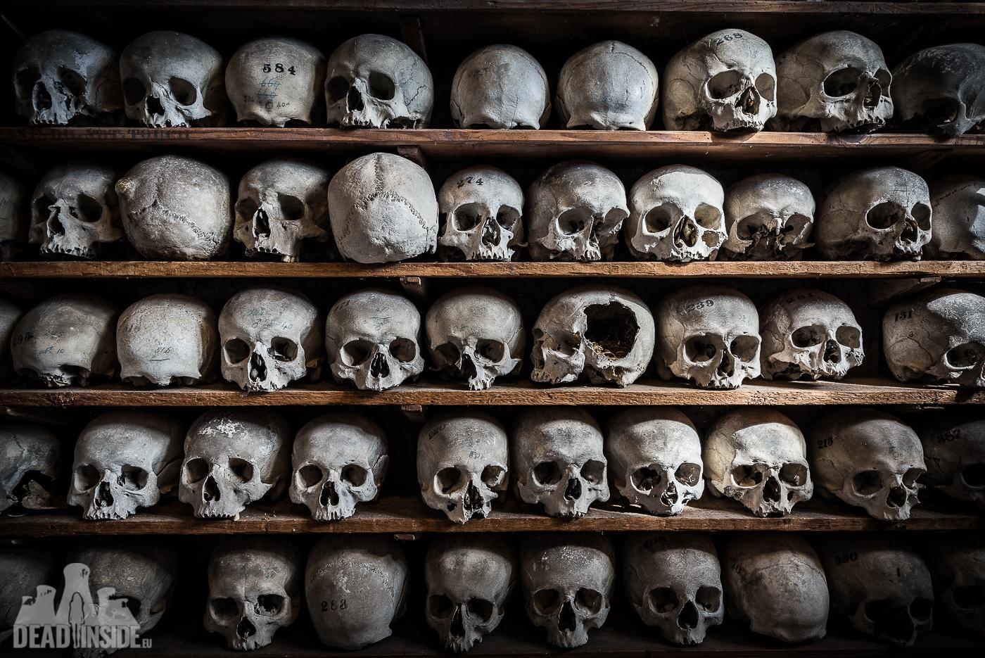 skull chapel England